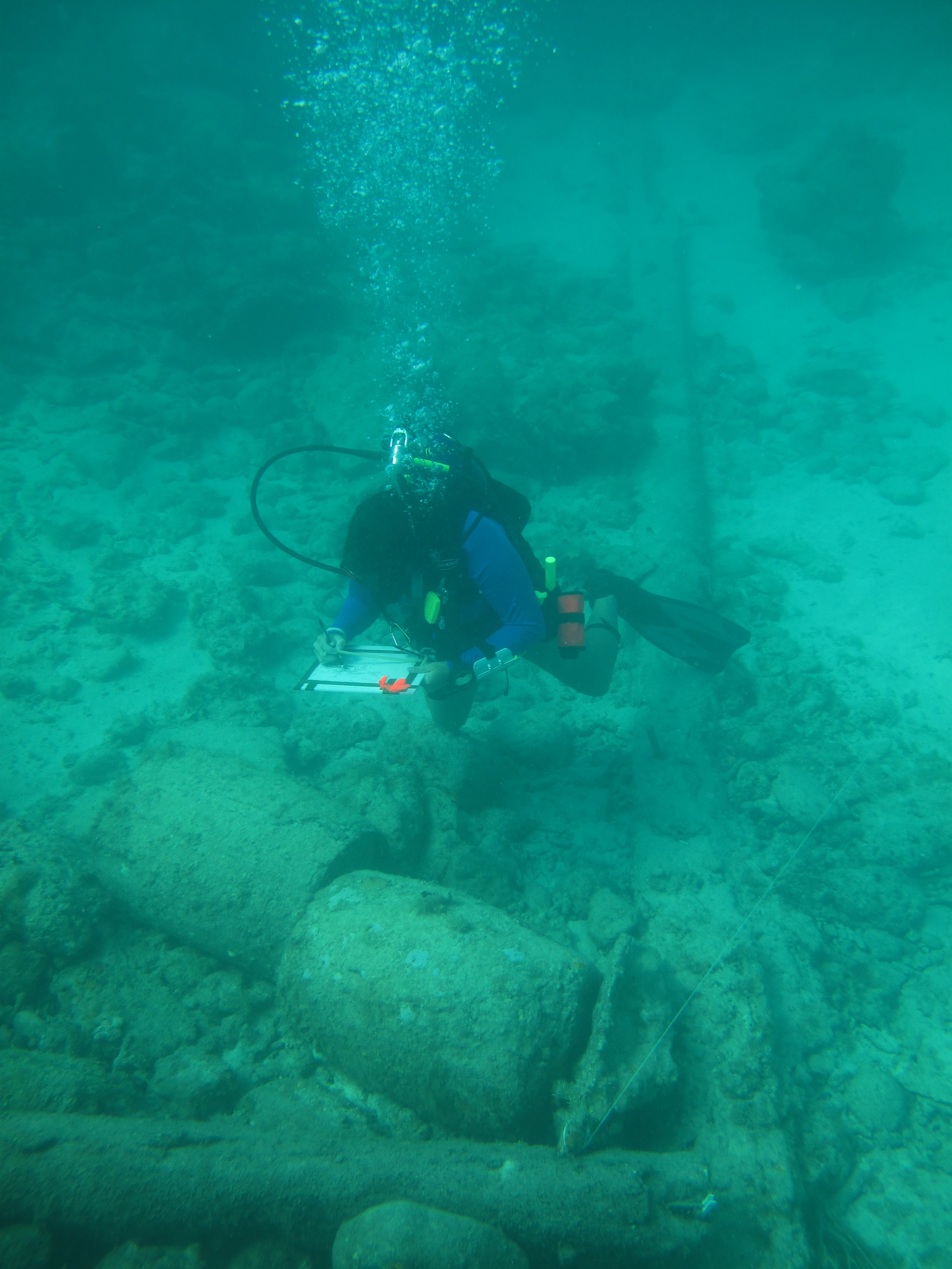 November | 2011 | Underwater Heritage